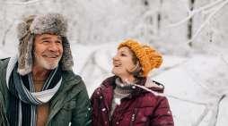 Détente hivernale dans le Tyrol